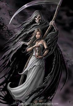 Summon the Reaper by Ironshod.deviantart.com on @deviantART