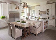 100 лучших идей дизайна: диван в интерьере кухни на фото
