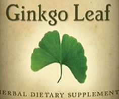 All Natural GINKGO LEAF Liquid Tincture for Brain Memory Concentration Vision Herbal Extract Traditional Circulation Dietary Supplement USA by NaturalHopeHerbals on Etsy