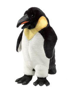 Folkmanis Emperor Penguin