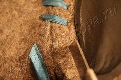 Всего немного войлока и полчаса работы. Получилась отличная вещь…. – В Курсе Жизни Felted Slippers, Projects To Try, Homemade, Sewing, Knitting, Pattern, Sneakers, Shoes, Creative Things