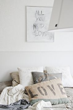 All you need is love // Show us how you stay cozy for a chance to win an Hermes blanket: http://sweeps.piqora.com/chairish-cozification