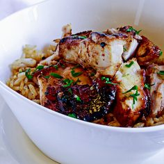 This Chicken Teriyaki is simple and tasty, the way chicken should be made. #chickendinners #chickendinners