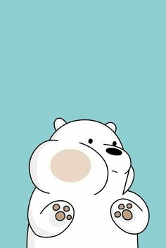 Aesthetic Wallpaper Cute Wallpaper pertaining to We Bare Bears Panda Cute Wallpaper - All Cartoon Wallpapers Wallpaper Animes, Cartoon Wallpaper Iphone, Disney Phone Wallpaper, Kawaii Wallpaper, Girl Wallpaper, We Bare Bears Wallpapers, Panda Wallpapers, Cute Cartoon Wallpapers, Funny Wallpapers For Iphone