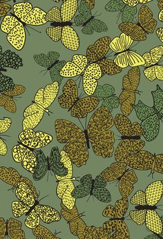 Butterfly Camouflage Flooring by Sergio Mannino Studio @WANTED DESIGN 2015 NYCxDESIGN