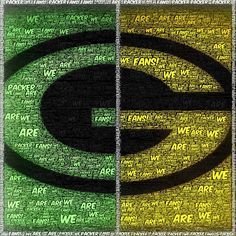 We're Packers fans! Green Bay Packers Cheesehead, Green Bay Football, Green Bay Packers Fans, Football Is Life, Football Season, Packers Baby, Go Packers, Packers Football, Greenbay Packers