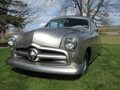 1950 Ford I could drive this heck even a ...Crestliner  This is a Fantastic Coupe!