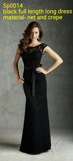 Full length maxi dress | Shopo.in