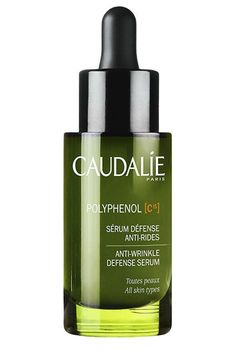 "Caudalie Polyphenol C15 ""Free radicals are responsible for up to 80% of the skin's aging,"" says Mathilde Thomas, the founder of Caudalie, a luxury French beauty brand. That's why she worked with a team of scientists to produce Polyphenol C15, a collection that ""contains all the ingredients needed in your 20s and 30s. It's packed with powerful, antioxidant grapeseed polyphenols and vitamin C that will stop free-radical damage."" Plus, it has an instantly plumping hyaluronic and a super silky…"