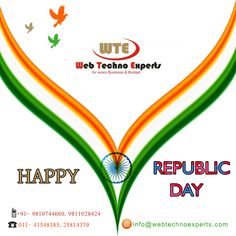 Wish You Very #Happy ##Republic #Day (26th January)!!! -> #IT #Solution & #Services #Company in Karol Bagh #Delhi NCR -> Total #Web Solution & Services Company -> #Email #Marketing Company -> #Online Marketing Company (#SEM | #SEO | #SMO | #ORM | #PPC) -> #Digital Marketing -> #Website #Designing and #Development Company    +91-11-25814379 | +91-11-41548185 | +91-11-45528185 | +91-9811028424
