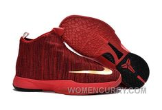 8274a21eed4a Nike Zoom Kobe Icon University Red Metallic Gold For Sale YbW655Q