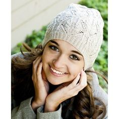 Check out Cascade Yarns DK335 Longwood Sport Lace and Cable Hat (Free) at WEBS   Yarn.com.