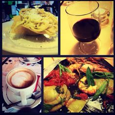 Food and drink from Italy. Summer 2011.