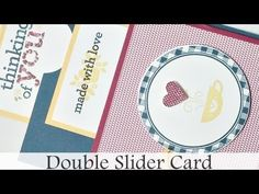 Double Slider Card - YouTube