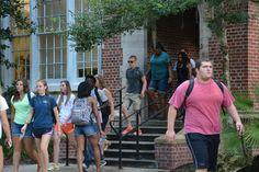 Students return to class. Welcome back, EduGators!