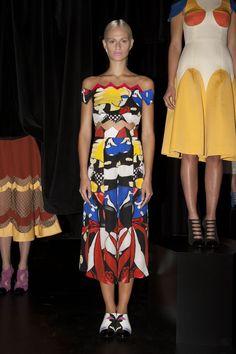 Tata-Naka at London Fashion Week Spring 2014 - StyleBistro