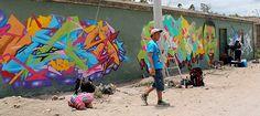 Atuntaqui Graffiti Ecuador 2