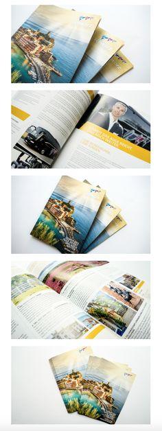 gestaltung, layout und umsetzung des schwarz busreisekatalogs 2016 Logo Design, Grafik Design, Editorial Design, Cards, Page Layout, Catalog, Travel, Black, Map