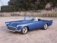 1957 Ford Thunderbird custom...I have a 2003 Black T-Bird Convertable...Love it!!!