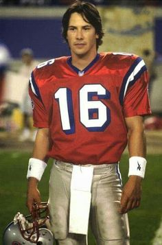 Keanu Reeves in The Replacements.