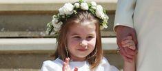 Comment la princesse Charlotte, 3 ans, a mené tout le monde à la baguette lors du mariage de Meghan et Harry - Gala