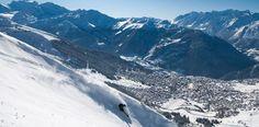 Verbier St-Bernard, La Tzoumaz - Ski, Bike - Valais - Bienvenue à VERBIER St-Bernard