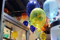 Murano glass balloons