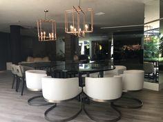 Brasília, bronze, artefacto, casa cor, iluminação, contemporaneo, poltrona, luxuoso, concreto