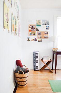 Chris' Sunny & Simple Austin Abode