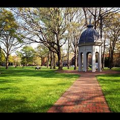 ECU This campus is the most gorgeous campus I have ever seen. I cannot wait to see it during fall foliage in a couple of weeks :-) College Campus, College Life, Beautiful Love, Beautiful Places, Places To Travel, Places To See, Ecu Pirates, East Carolina University, University Dorms