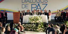 Governo da Colômbia e ELN começam as negociações de paz