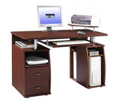$135.99 Techni Mobili Atea Wood Computer Workstation in Mahogany by Techni-Mobili, http://www.amazon.com/dp/B001IW5ZXQ/ref=cm_sw_r_pi_dp_Bugusb1F2MNGY