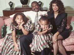 Beyonce's sister Solange shares adorable throwback snaps from their childhood Christmas in 1990dresses