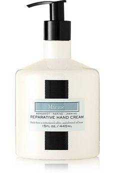 LAFCO House & Home Marine Reparative Hand Cream, 445ml   NET-A-PORTER
