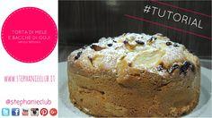 #Tutorial - Torta di mele e bacche di goji   senza lattosio