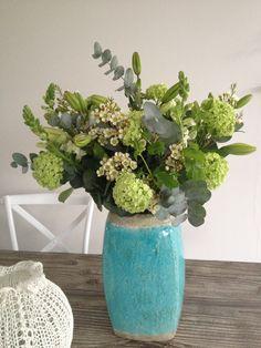 Wonderful bouquet from dear friends