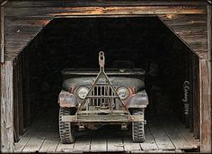 Old Rugged jeep #jeep #jeepals