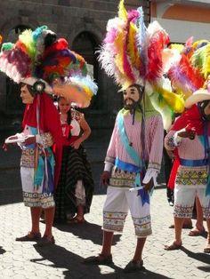 Vestuario de carnaval, camada de San Juan Totolac Tlaxcala