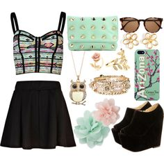 """""""tribal skater"""" by victoria-publicover on Polyvore"""