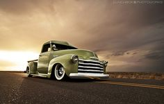 Chevy 3100 Pickup.