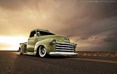 Chevy 3100 Pickup.
