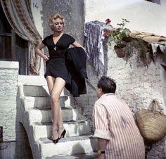 Brigitte Bardot, La femme et le pantin.