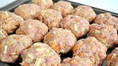 Homemade Beef Rissoles - The Organised Housewife Minced Beef Recipes, Meat Recipes, Cooking Recipes, Healthy Recipes, Cooking Ideas, Healthy Snacks, Dinner Recipes, Meatball Recipes, Crockpot Recipes