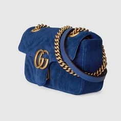 Gucci GG Marmont velvet mini bag  Detail 2
