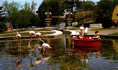 Storybook Gardens before the 2003 renovation Best Places To Live, Places To See, Places Ive Been, Storybook Gardens, True North, Vintage London, London Travel, Wisconsin, Ontario
