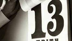 Τρίτη και 13: Γιατί θεωρείται γρουσούζικη ημέρα - fiftififti Kai, Company Logo, Logos, Logo, Chicken