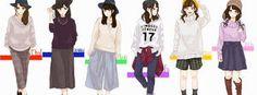 【にょた松】おそ松さん 女体化イラスト・漫画まとめ【可愛い】 - NAVER まとめ