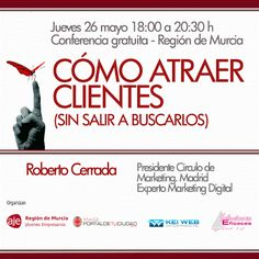 Blog de AJE Región de Murcia_ SEMINARIO COMO ATRER CLIENTES A TRAVES DEL MARKETING DIGITAL