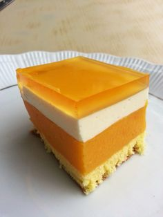 Polish Cake Recipe, Polish Recipes, Serbian Recipes, Small Cake, Cookie Recipes, Sweet Treats, Cheesecake, Food And Drink, Sweets