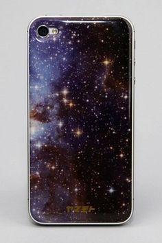 It's a space case. Get it?